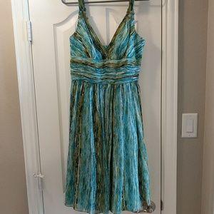 Carmen Mark Valvo dress